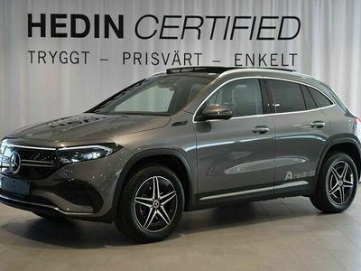 begagnad Mercedes 250 - Benz EQAAMG / / PANO / / SNABBLADDNING