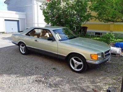 brugt Mercedes 380 -83