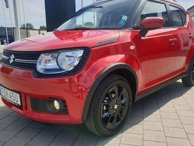 begagnad Suzuki Ignis 1.2 4WD 2019, Halvkombi 139 000 kr