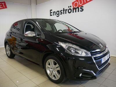 begagnad Peugeot 208 1.2 VTi 82hk