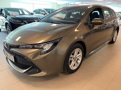begagnad Toyota Corolla Touring Sports 1,2T Active