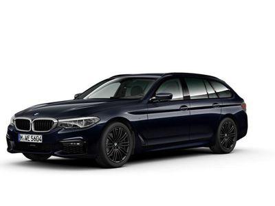 begagnad BMW 520 d xDrive Touring M Sport Winter Fartpilot