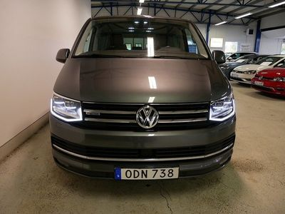 begagnad VW Multivan T6 Highline 204hk DSG/4m