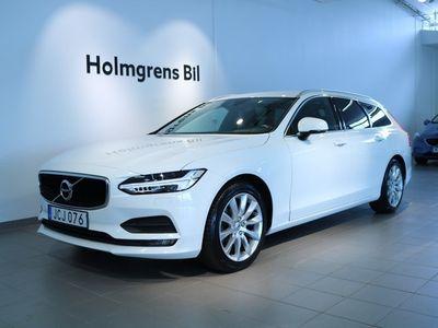 used Volvo V90 D5 AWD (235hk) Momentum Drag. Navi. Voc