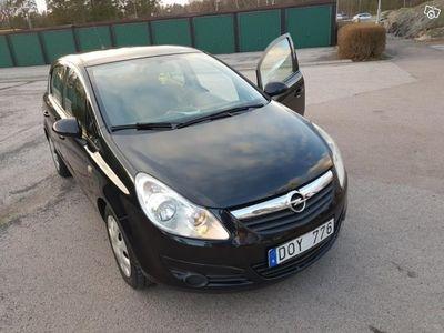 begagnad Opel Corsa till salu -09