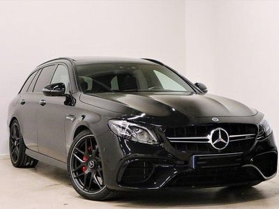 begagnad Mercedes S63 AMG ET 4-MATIC+ PERFORMANCE