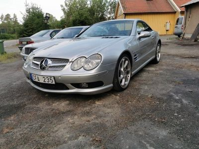 begagnad Mercedes SL55 AMG AMG mint