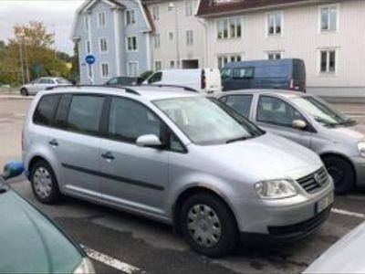 begagnad VW Touran -03 -04