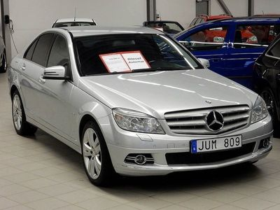 brugt Mercedes C320 CDI Automat 224Hk -09