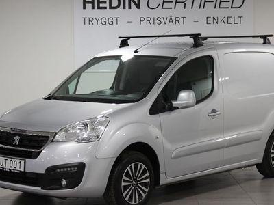 begagnad Peugeot Partner Van 1.6 BlueHDi 99hk