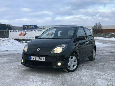 begagnad Renault Twingo 1,2 manuell 76hk