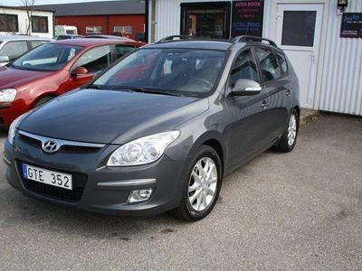 begagnad Hyundai i30 cw 1.6 126hk -08
