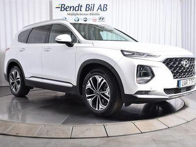 begagnad Hyundai Santa Fe NYA MODELLEN / PREMIUM 2,2D 4WD AUT