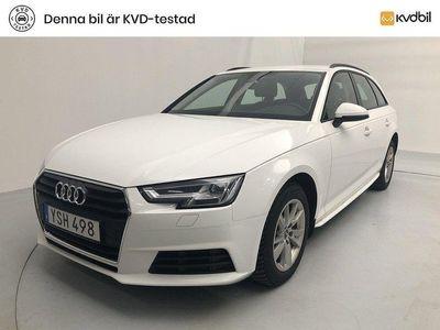 begagnad Audi A4 2.0 TDI Avant (150hk)