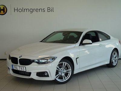 begagnad BMW 420 d xDrive Coupé M-Sport. Connected. Parking 2018, Sportkupé 464 900 kr