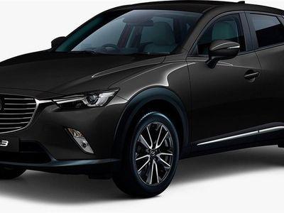 begagnad Mazda CX-3 2,0 Optimum,150 hk, Automat,AWD,10 Års Garanti