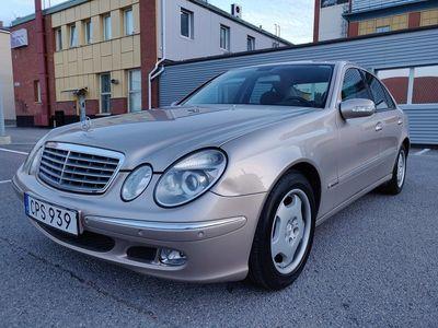 begagnad Mercedes E270 CDI 5G-Tronic 177hk -03