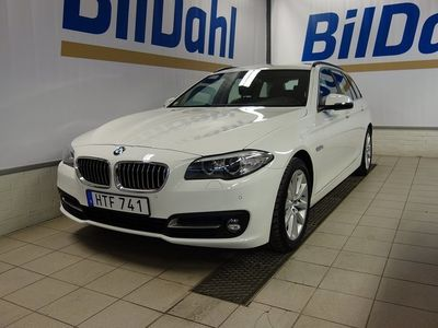 begagnad BMW 520 d xDrive Touring Steptronic Euro 6 190hk