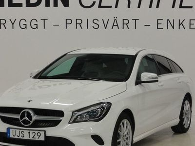 used Mercedes CLA200 Shooting Brake Aut Navi Drag Backkamera