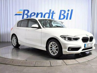begagnad BMW 118 i 5d Advantage / 1 ägare / 3800 mil