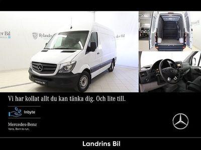 begagnad Mercedes Sprinter 316 CDI Skåp 10,5m3 -16