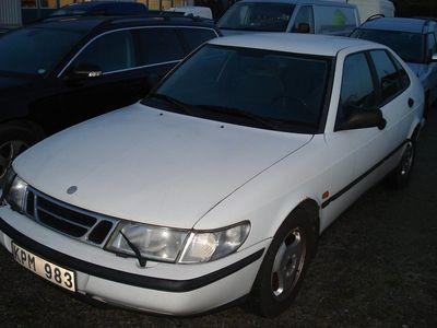 gebraucht Saab 900 5-dörrar 2.0 130hk -98