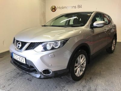 begagnad Nissan Qashqai dCi 110 AcentaSafety Pack Connect