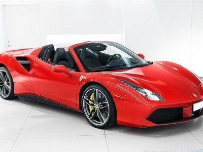 begagnad Ferrari 488 Spider *Inkommande -17