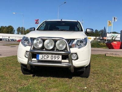 used Mitsubishi L200 DC 2.4D 5AT Business