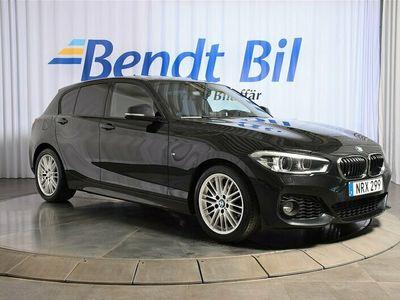 begagnad BMW 118 i 5dr /M Sport 136hk/ Läderklädsel/ 12 mån Garanti