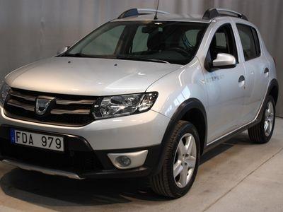used Dacia Sandero Stepway 0.9 TCe 90hk