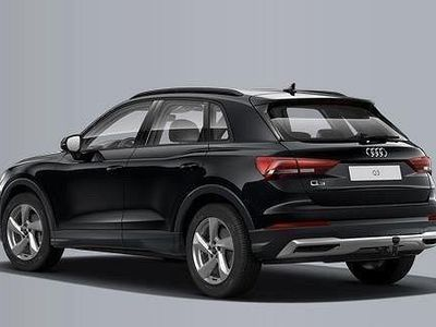 begagnad Audi Q3 35 TDI 150 HK S TRONIC PROLINE ADV