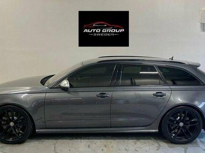 begagnad Audi RS6 4.0 TFSI V8 Quattro 560hk OBS UTRUSTNING!