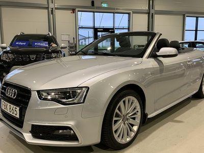 begagnad Audi A5 Cabriolet 1.8 TFSI Pro Line, S-Line 170hk