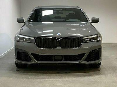 begagnad BMW 520 d xDrive M Sport Connected Winter Paket Drag Aktiv Fartpilot