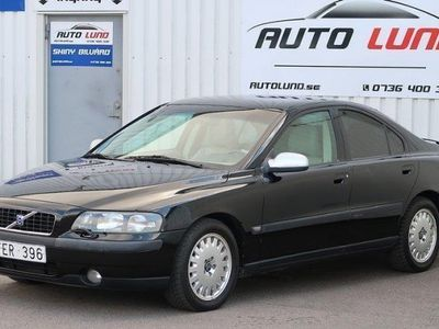 begagnad Volvo S60 2.4 Business Nysevad NYBES