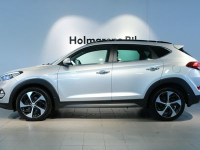 gebraucht Hyundai Tucson 2.0 CRDi A6 4WD Premium Launch DEMO