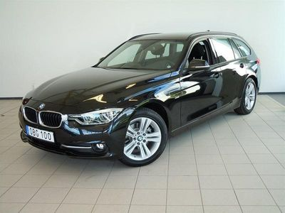 begagnad BMW 318 d Touring Modell Sport Automat