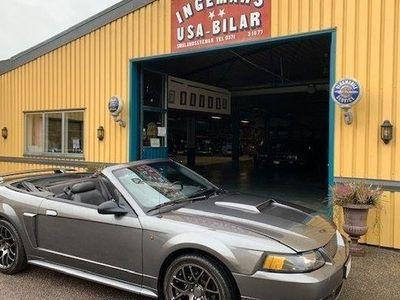 begagnad Ford Mustang GT GT Convertible 4.6 V8 Automat 2004, Sportkupé 109 000 kr