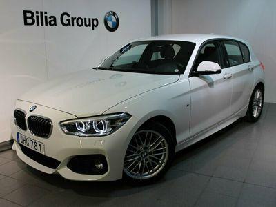 begagnad BMW 120 i M-Sport LED Läder
