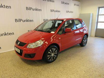 begagnad Suzuki SX4 1.6 2010, Halvkombi 59 900 kr