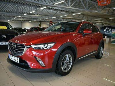 begagnad Mazda CX-3 2.0 Optimum Automat (120hk)