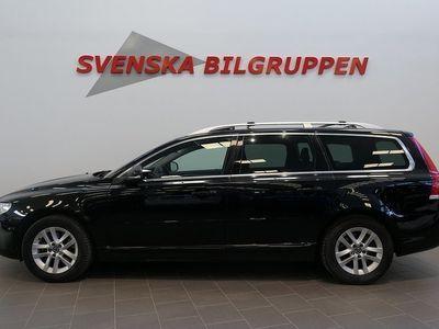 begagnad Volvo V70 D4 AWD Summum Euro 6 Drag Läder Navi