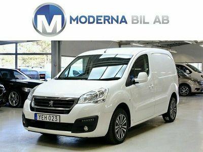 begagnad Peugeot Partner 1.6 EU6 PDC 3-SITS 2016, Transportbil Pris 99 700 kr