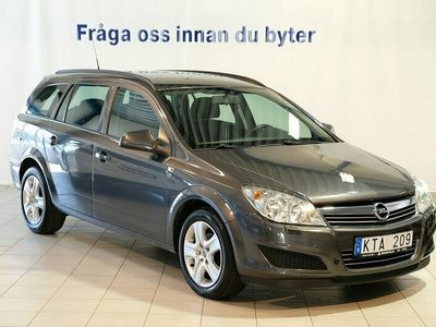 begagnad Opel Astra STATION WAGON
