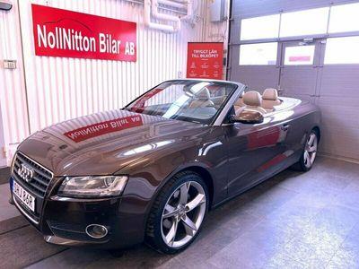 begagnad Audi A5 Cabriolet 2.0 TFSI Automat/ 180hk