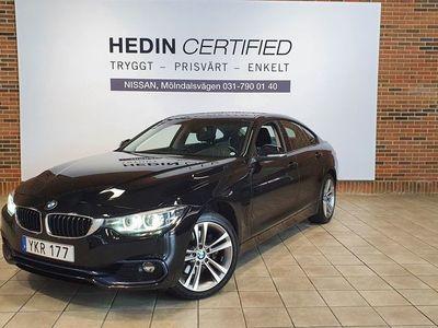 begagnad BMW 430 Gran Coupé i xDrive Steptronic