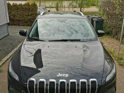 begagnad Jeep Cherokee 2.0 CRD 4WD Automat
