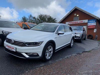 begagnad VW Passat Alltrack Panorama 4M DSG Executive Euro 6