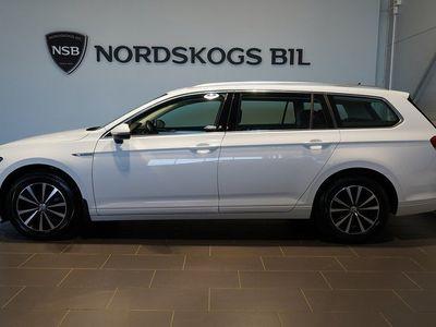 begagnad VW Passat Sportscombi 2,0 TDi 150hk D.Värmare | Svensksåld